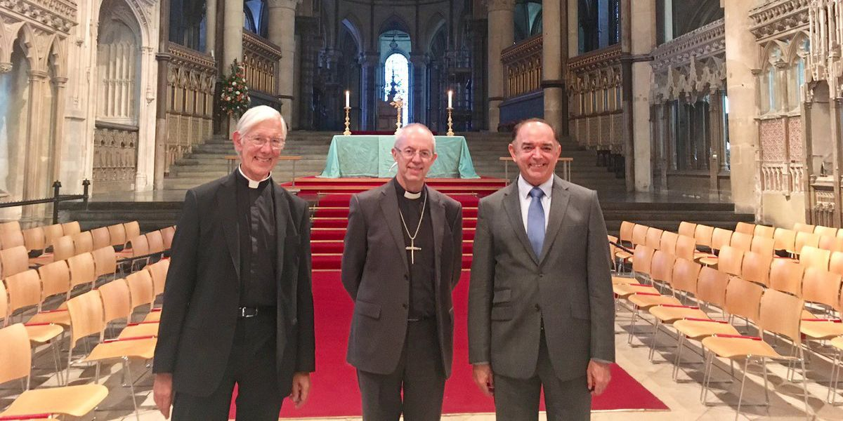 Minister for Faith visits Canterbury