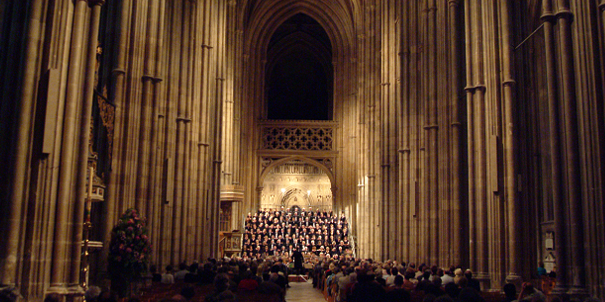Canterbury Choral Society: The Dream of Gerontius
