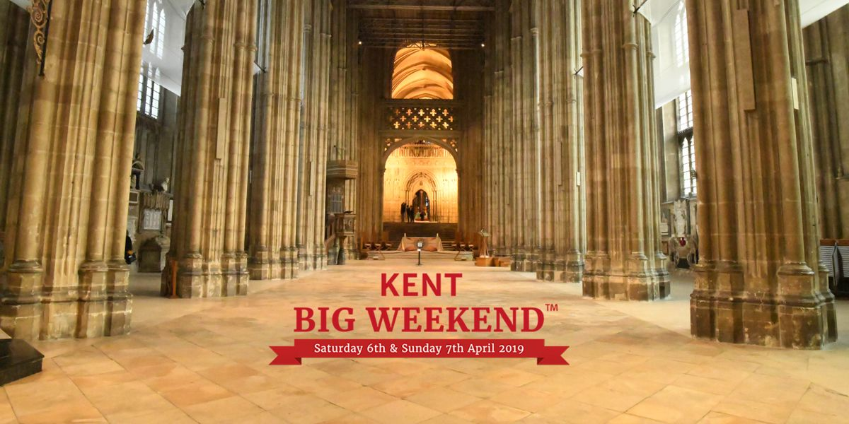 Kent Big Weekend 2019