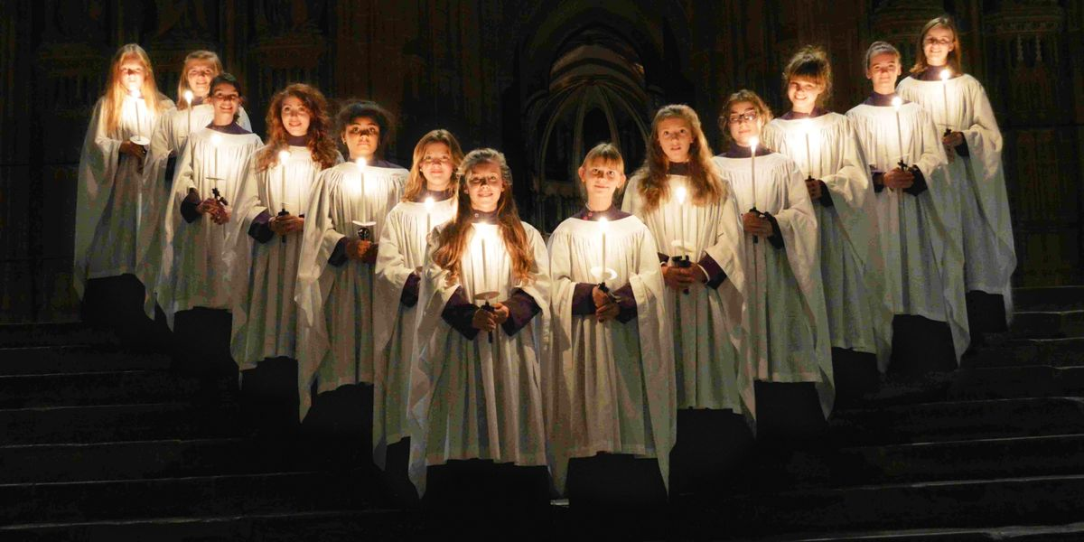 Canterbury Cathedral Service of Carols for Christmas