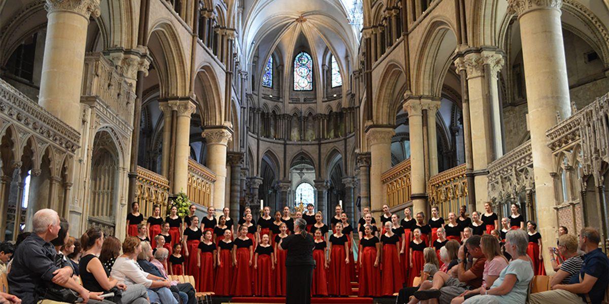 International Children's Choral Festival Concert