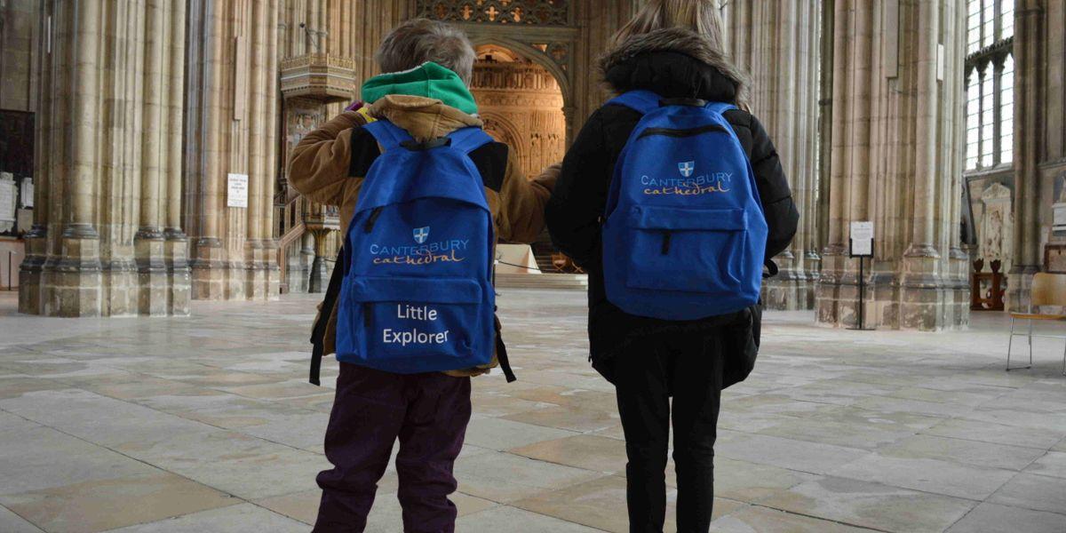 Explorer Backpacks