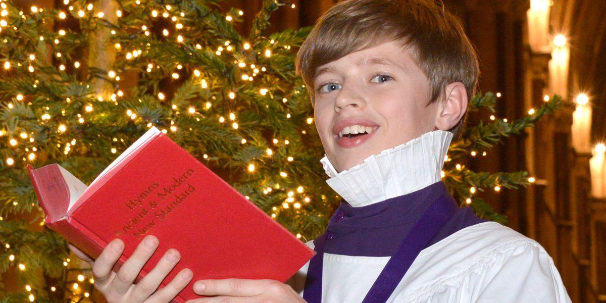 Canterbury Cathedral Christmas Carol Service
