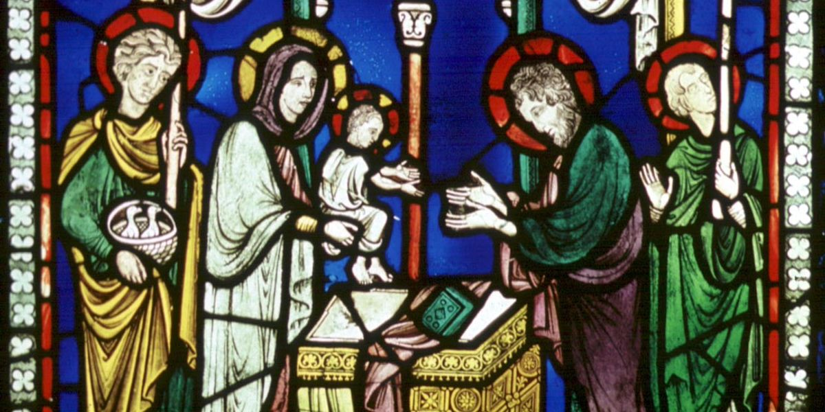 Candlemas Sung Eucharist