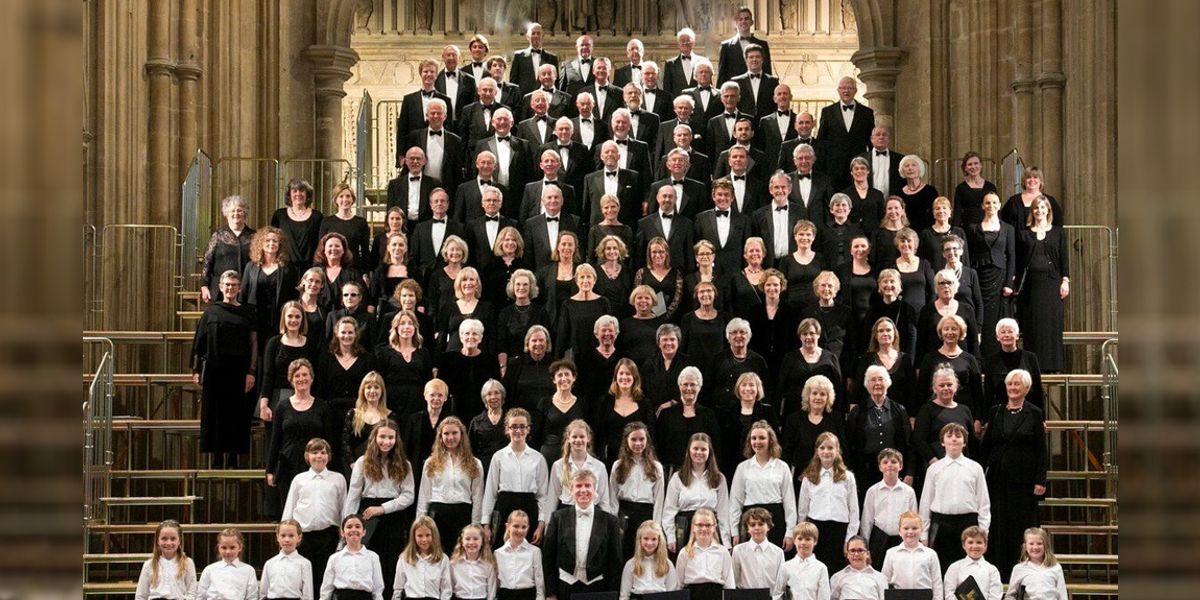 Canterbury Choral Society concert
