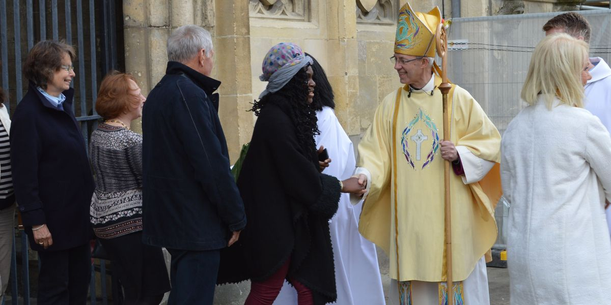 Archbishop's Easter sermon