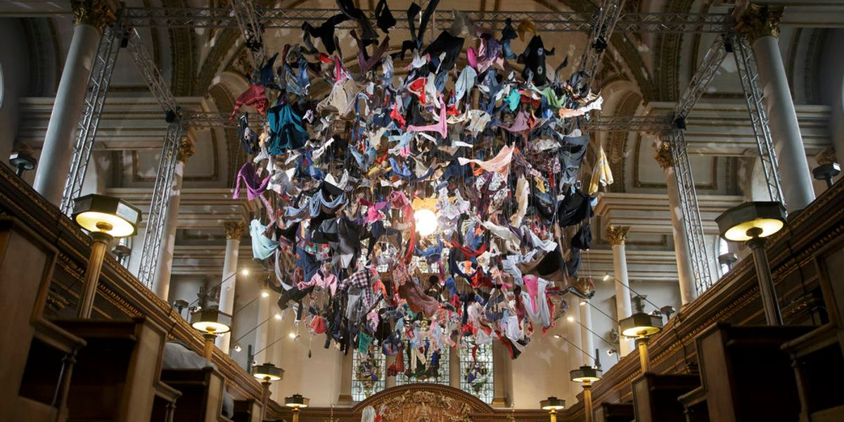 Suspended – Cathedral to host unusual artwork