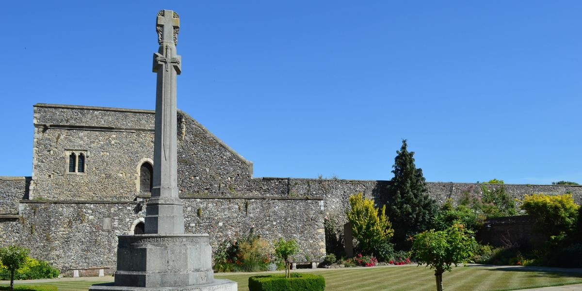 Men of Kent and Kentish Men Memorial Service