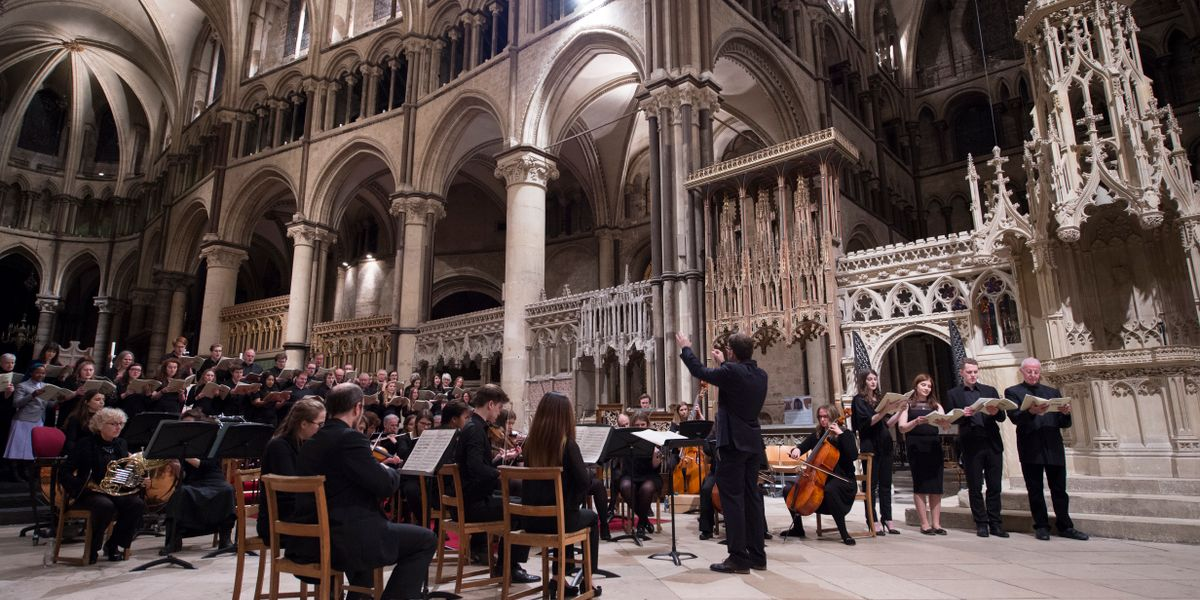 Canterbury Christ Church University – Annual Cathedral Concert