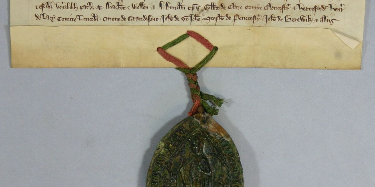 Depictions of Power: Representations of Queenly Authority on the Seal of Eleanor of Castile