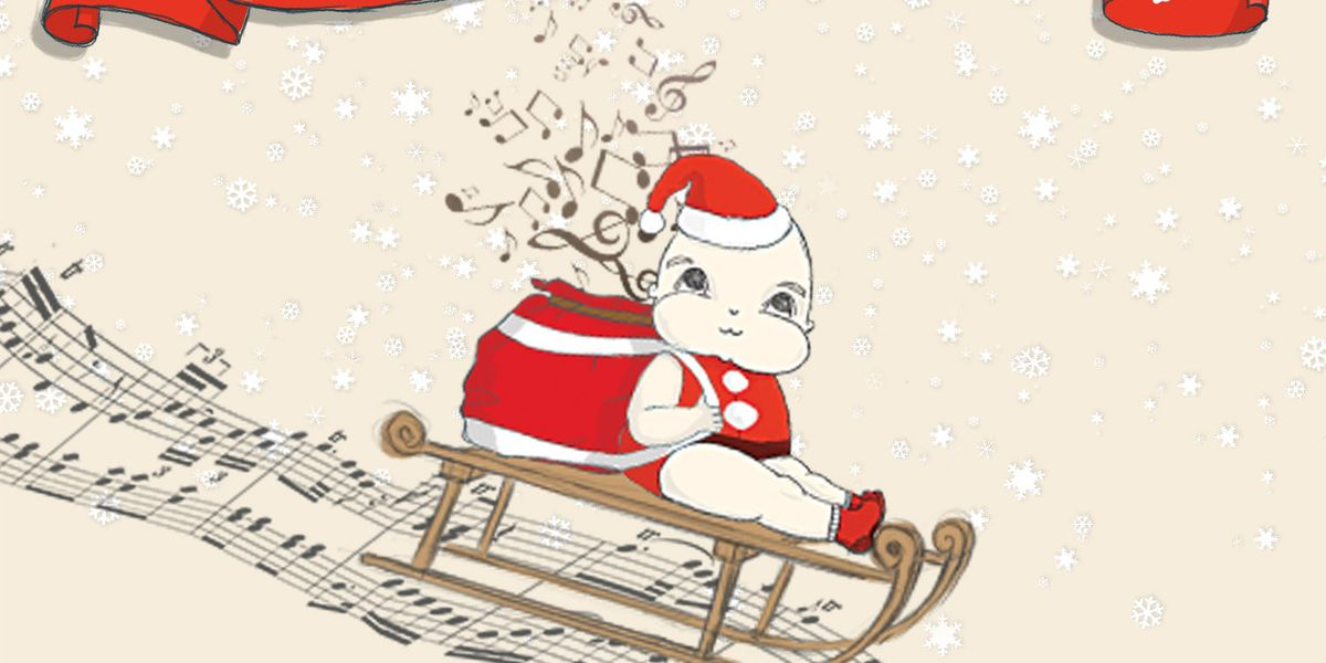 Bach to Baby – Winter Concert