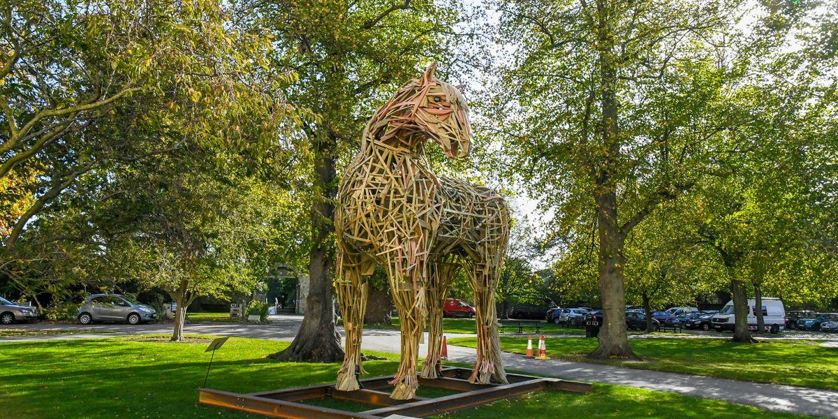 The Canterbury War Horse