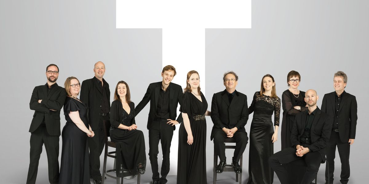 Canterbury Festival Closing Concert: Tallis Scholars