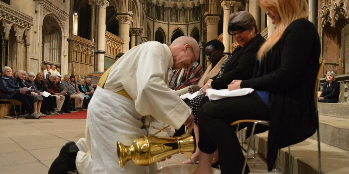 Sung Eucharist with Washing of Feet and Stripping of the Sanctuary