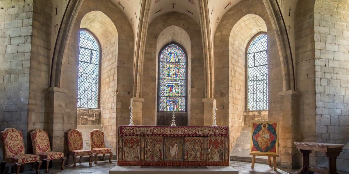 Pilgrimage Chapel