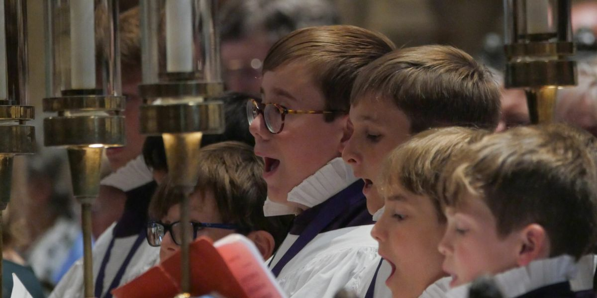 New Choristers Selected