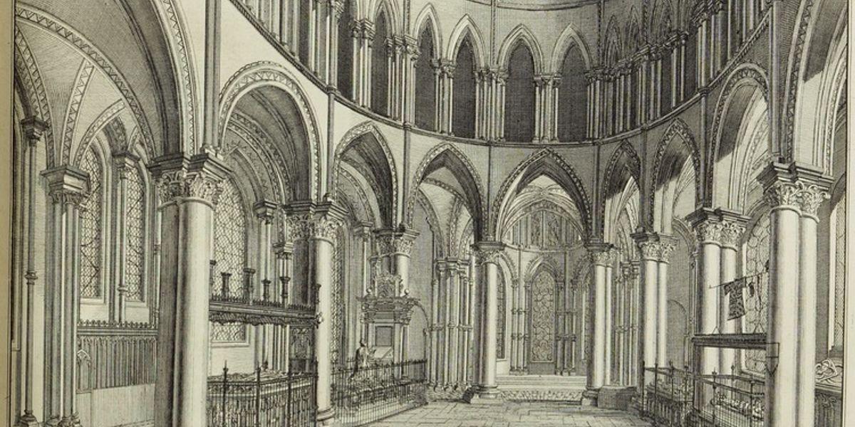 John Dart and the Trinity and Corona Chapels