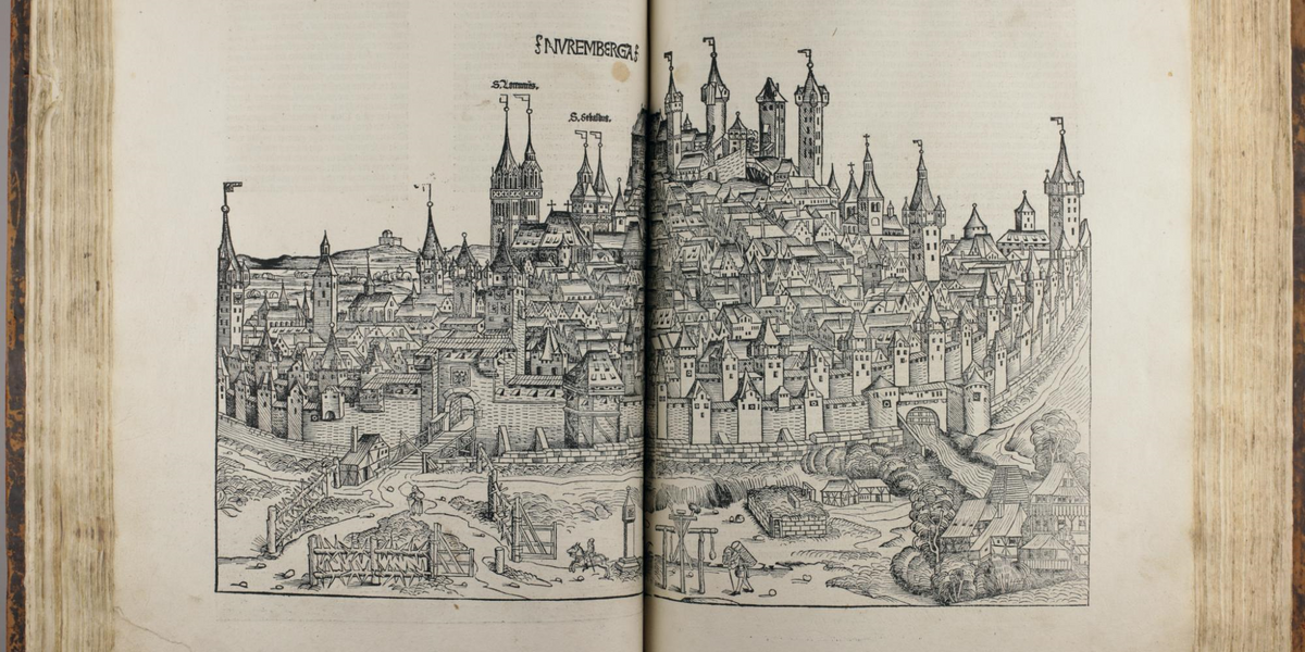 Item 6: The Nuremberg Chronicle
