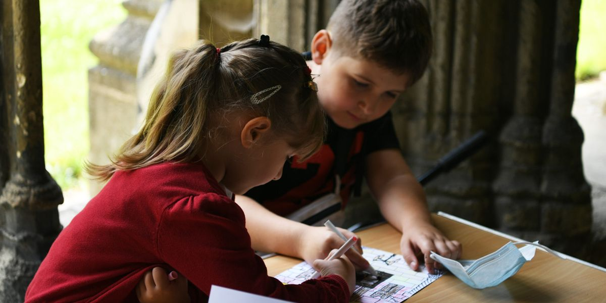 Discovery Days: Hands-on activities