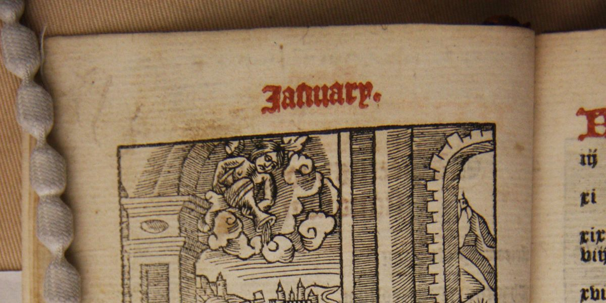 'The Joys of January'