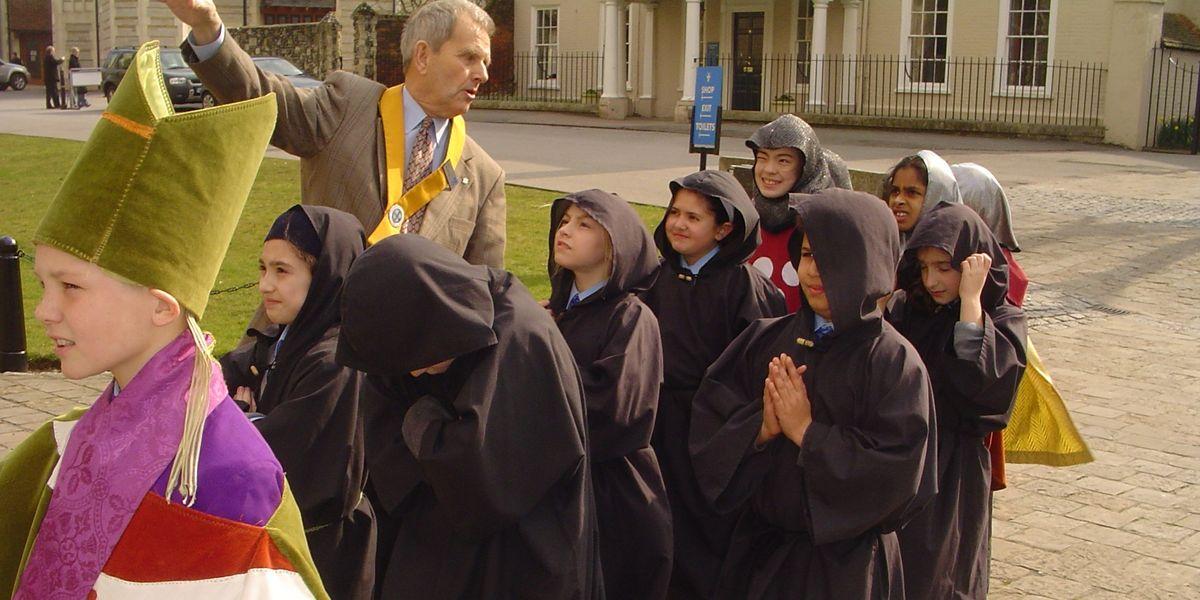 Primary School Visits