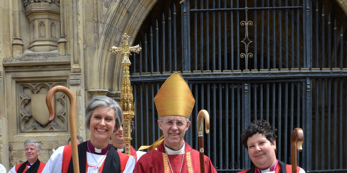 Bishop Consecration at Cathedral