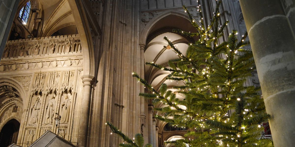The Friends' of Canterbury Cathedral Carol Service