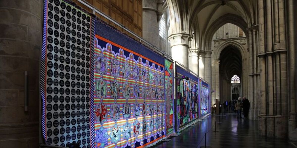 Tapestry of Light: Intersections of Illumination