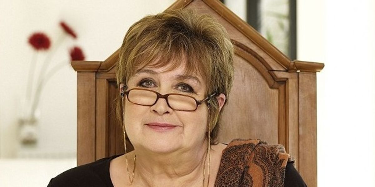 Canterbury Festival Talk – Jenni Murray
