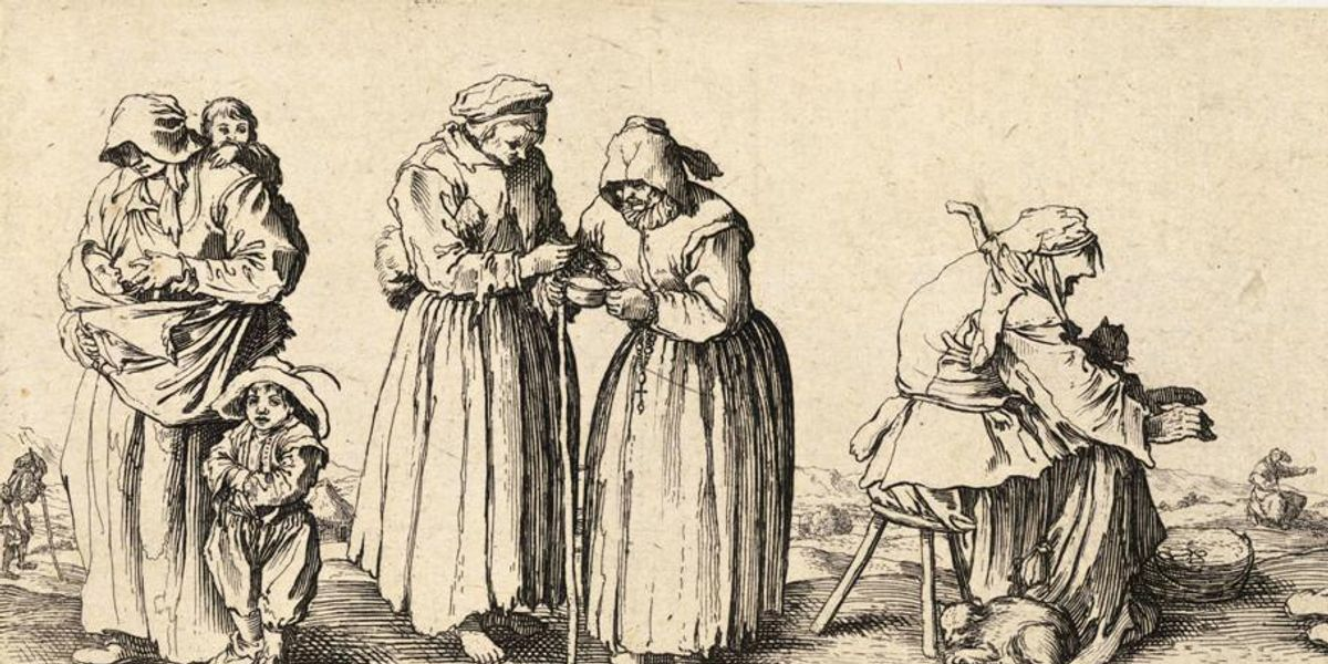 Being Female and Homeless in Early Modern England