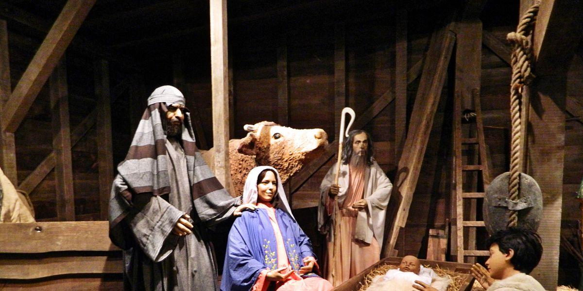 The Friendly Nativity