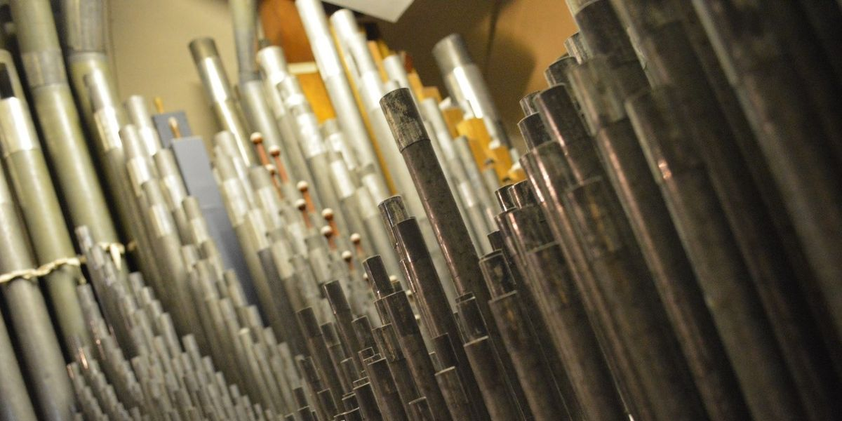 The Cathedral Organ Project