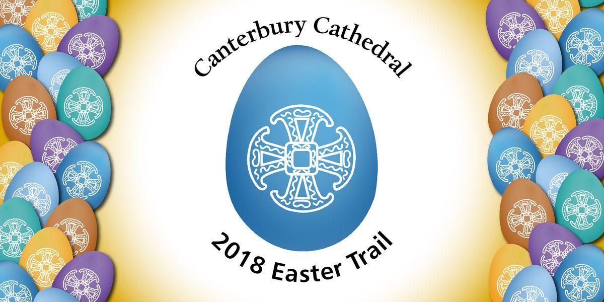 Easter Trail fun