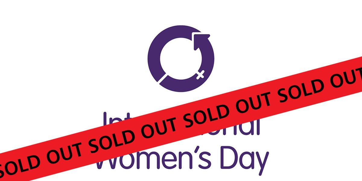 SOLD OUT IWD 2018 Talk: Celebrating the Inspirational Women of Canterbury and the Cathedral