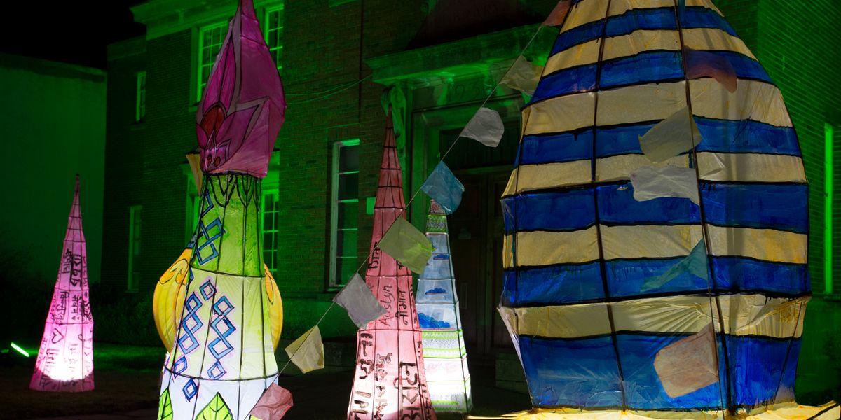 Cheriton Light Festival