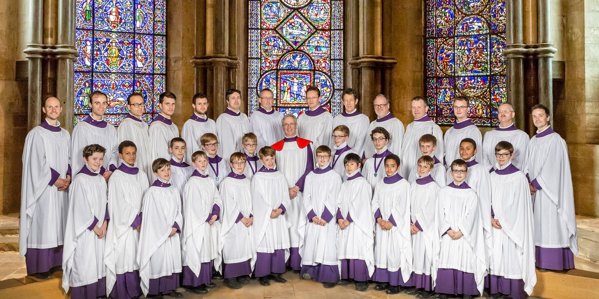 Cathedral Choir off to sing Stateside