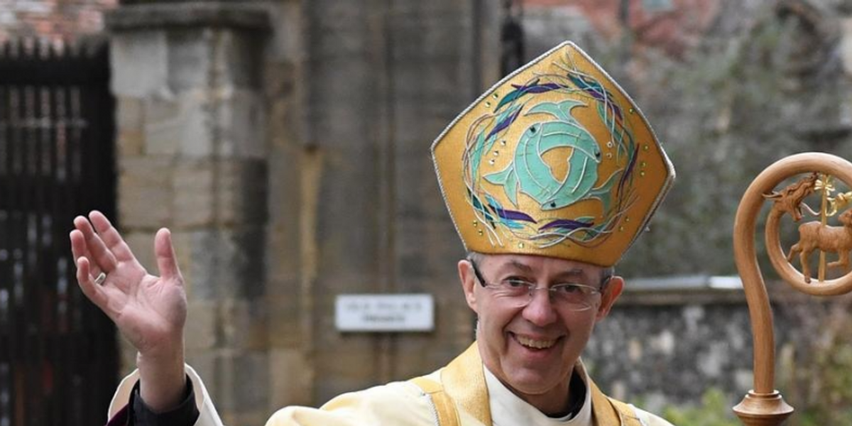 The Archbishop of Canterbury's Easter Sermon 2018