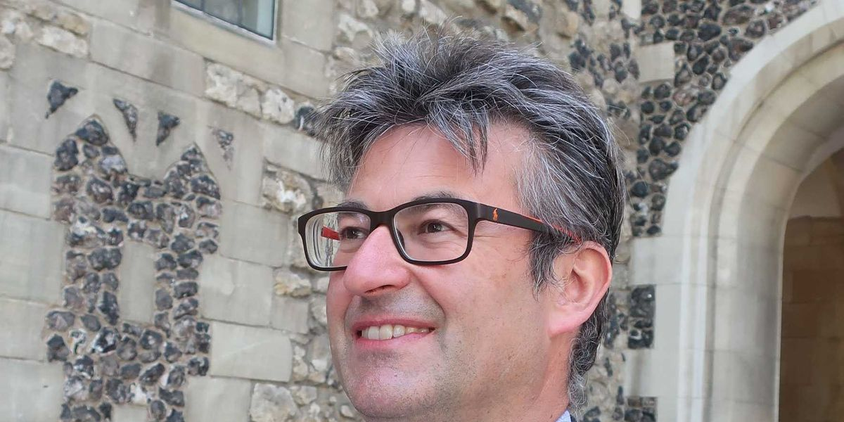 The Kent College Lecture: Ptolemy Dean -A Canterbury Tale: the story of the city's post-war planning