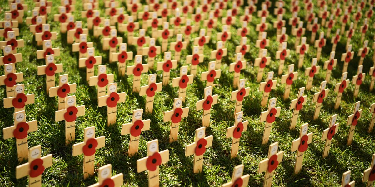 We will remember them ….
