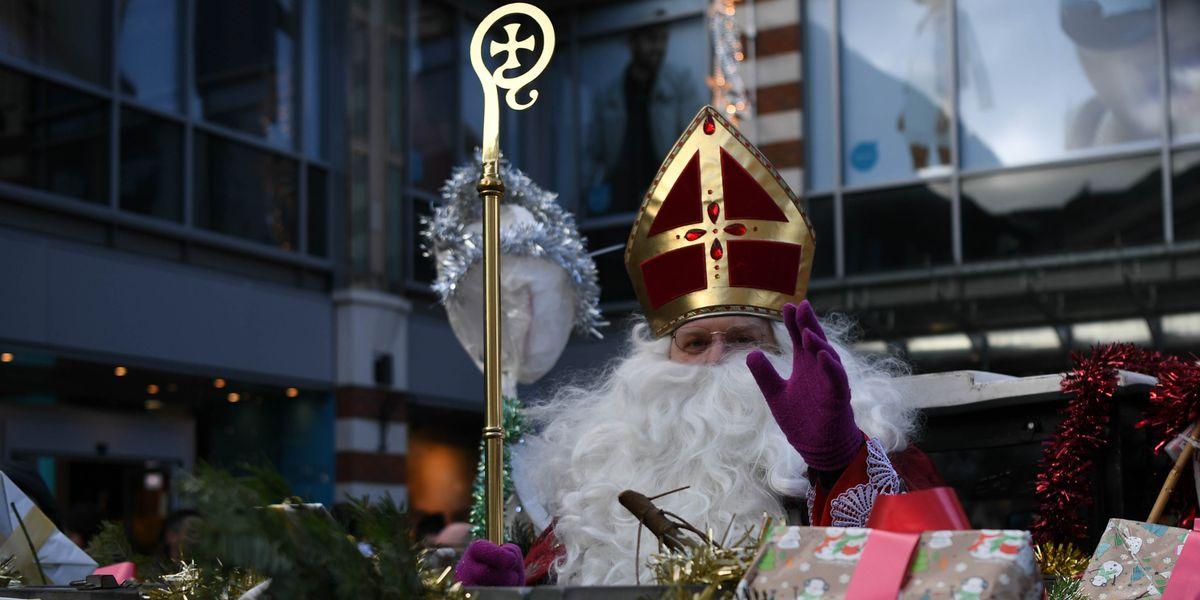 Canterbury welcomes St Nicholas