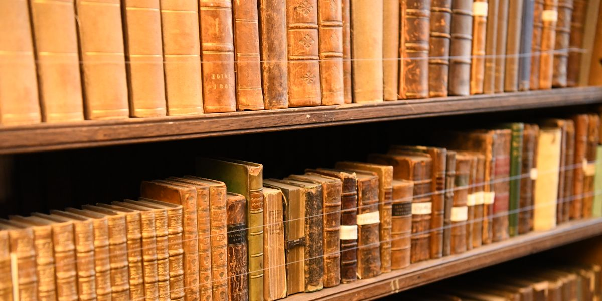 The History of the Book told from the Cathedral's Collections