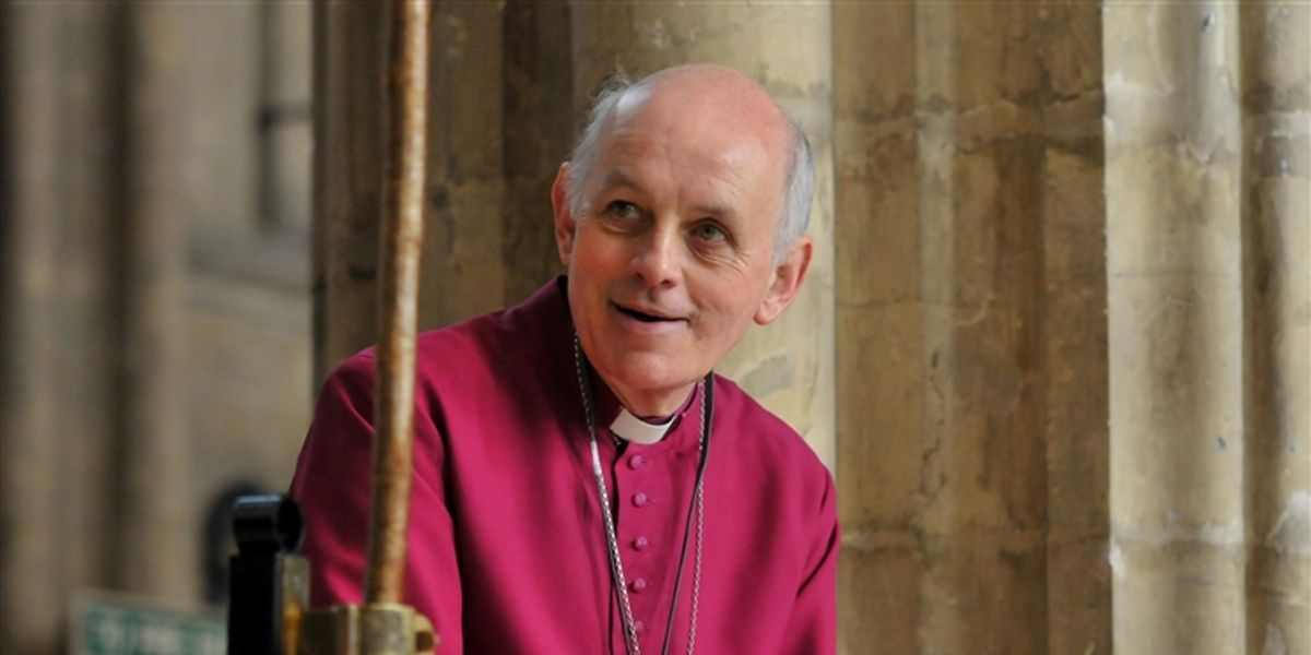 Farewell to the Bishop of Dover