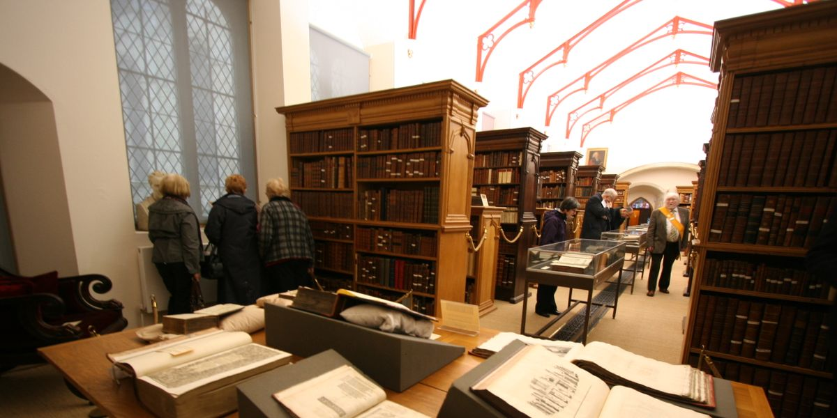 Heritage Open Days: Archives Visit