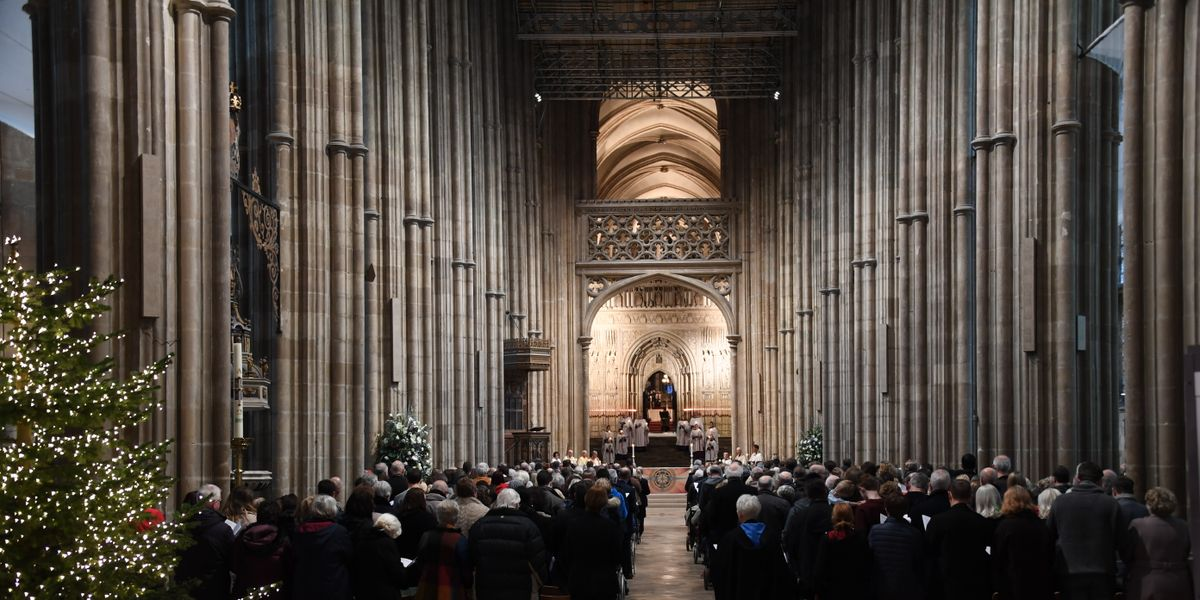 Cathedral Carol Service