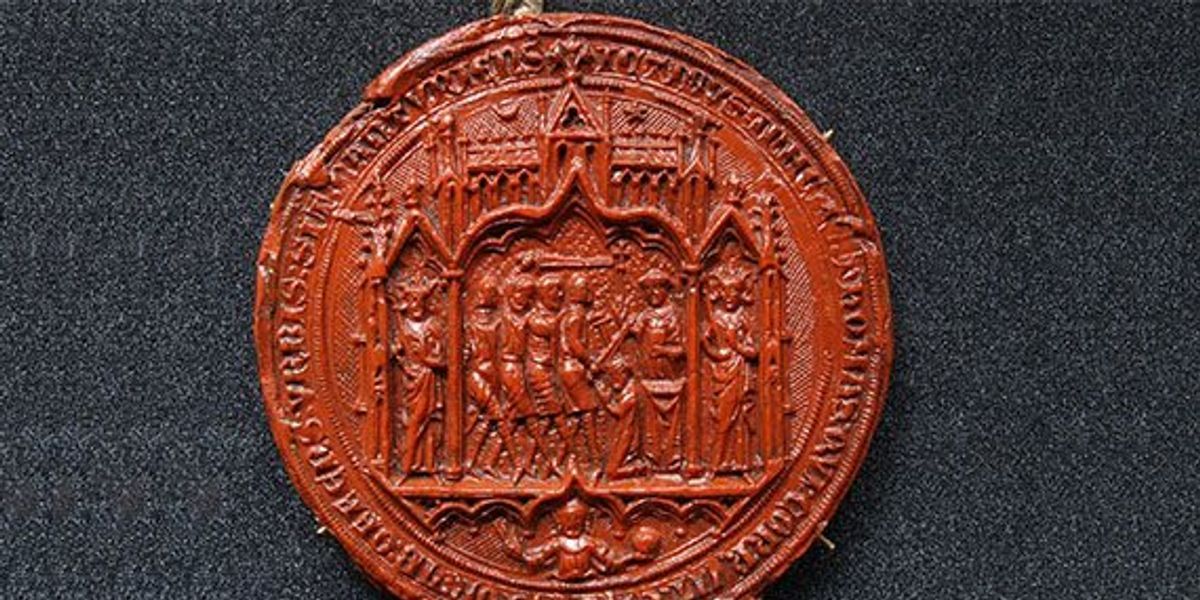 Church, Saints and Seals: 1150-1300