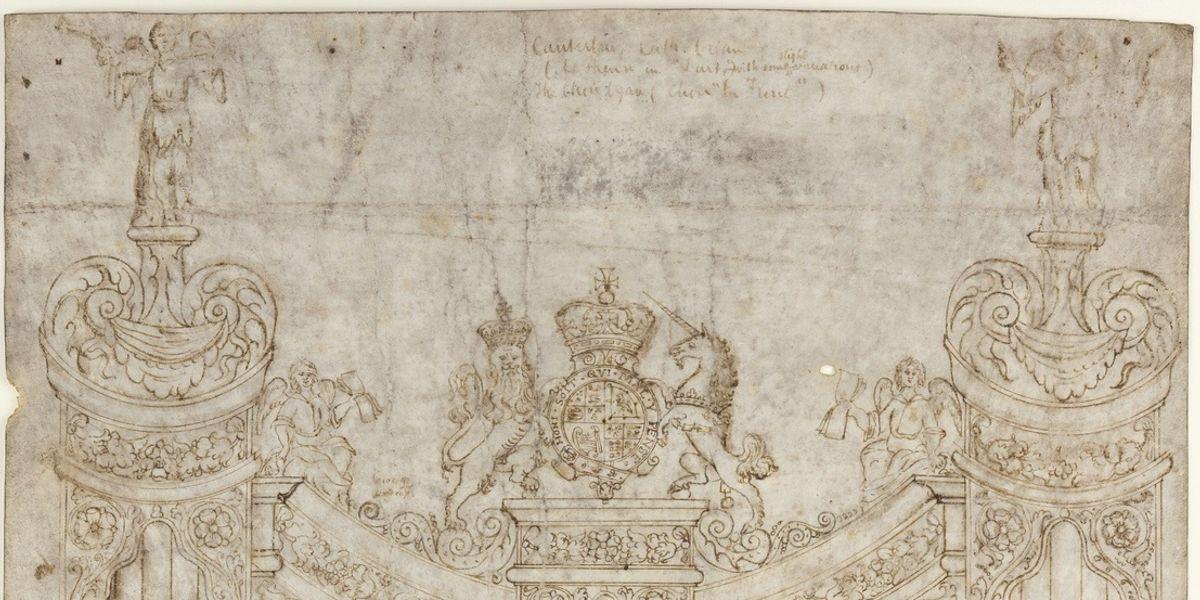The Restoration: Lancelot Pease organ case design