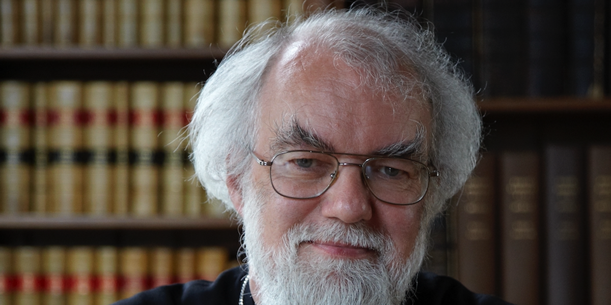 Saving our Order: Thomas Becket, Henry II and the Law of Church and State – A Talk by Rowan Williams
