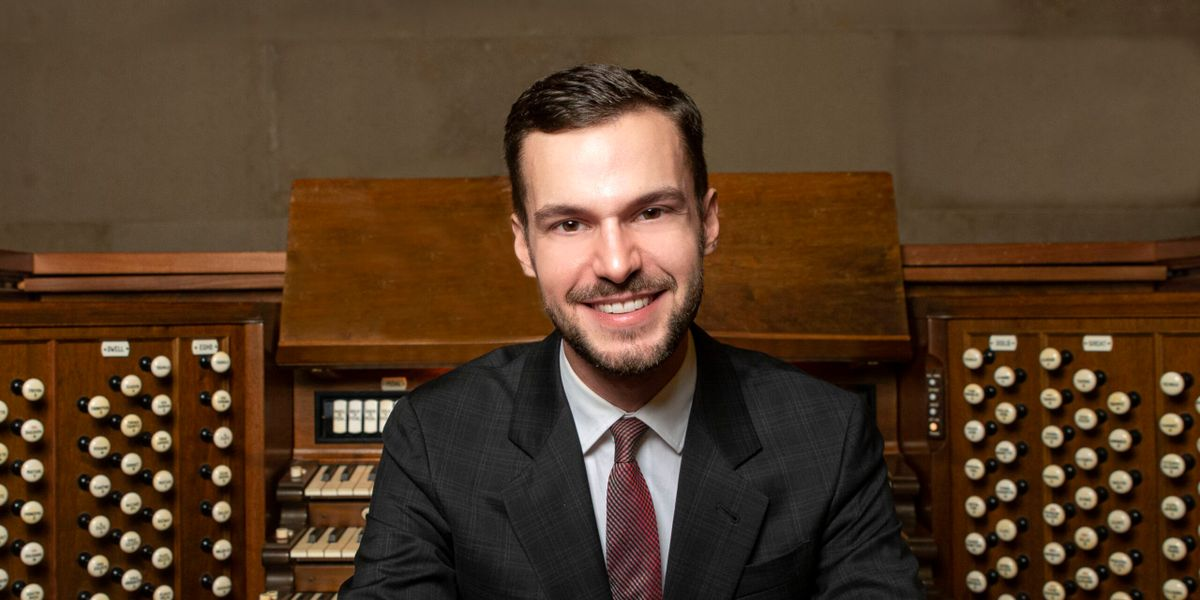 Opening Organ Recital