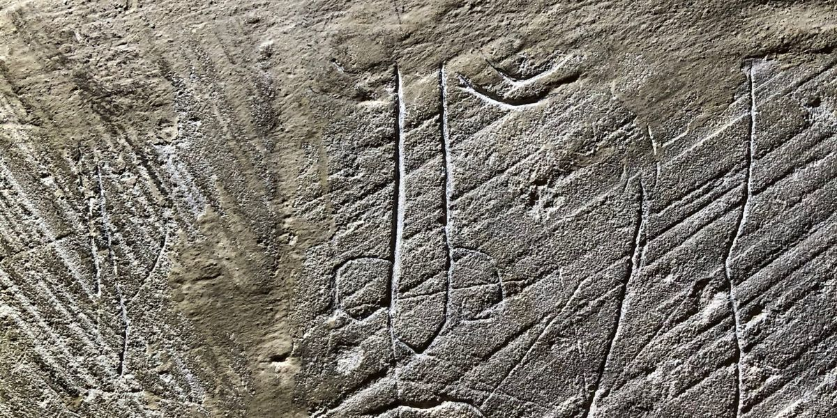 Scratching the Surface: Medieval Graffiti