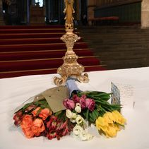 Canterbury Mosque's Message of Solidarity at the Cathedral